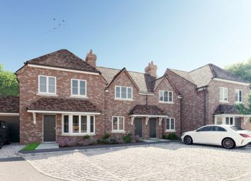 Thumbnail 2 bed terraced house for sale in New Street, Waddesdon, Aylesbury