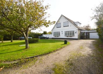 Thumbnail 4 bed detached house for sale in Burnt Mills Road, North Benfleet, Wickford, Essex