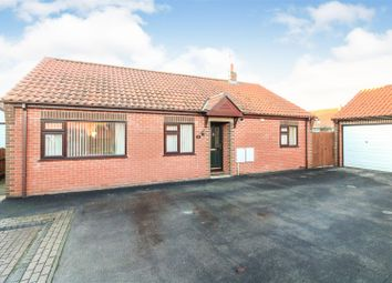 Thumbnail 2 bed detached bungalow for sale in Angus Drive, Driffield