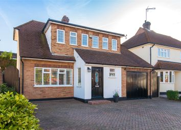 Thumbnail 4 bedroom detached house for sale in Selwood Road, Brentwood, Essex
