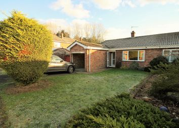 Thumbnail 2 bed semi-detached bungalow to rent in Park Walk, Holton, Halesworth