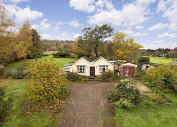 Thumbnail 3 bed detached bungalow for sale in Knatts Valley Road, Knatts Valley, Sevenoaks
