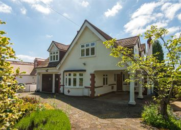 Thumbnail 5 bed detached house for sale in The Ridgeway, Northaw, Potters Bar, Hertfordshire