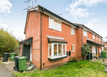 Thumbnail 1 bedroom end terrace house to rent in Wingfield Gardens, Frimley, Camberley