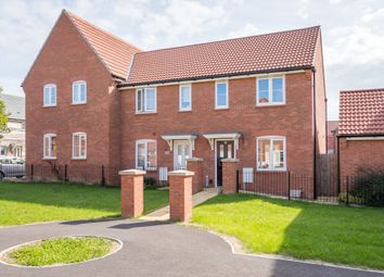 Thumbnail 2 bed semi-detached house for sale in Wagtail Grove, Bishops Cleeve