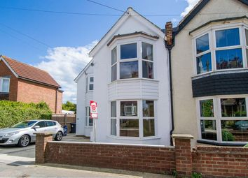 Thumbnail 2 bed terraced house for sale in Burnan Road, Whitstable