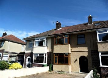 Thumbnail 3 bedroom property to rent in Badminton Road, Downend, Bristol