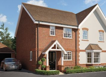 Thumbnail 3 bed semi-detached house for sale in Forest Chase, Moulsham Lane, Yateley