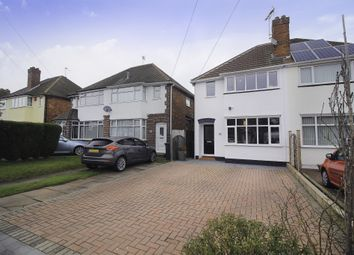 Thumbnail 3 bed semi-detached house for sale in Redlands Road, Solihull