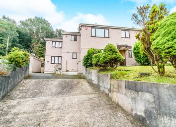 Thumbnail 6 bedroom semi-detached house for sale in Rochford Crescent, Plymouth