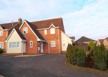 Thumbnail 5 bed detached house for sale in Heathlands, Swaffham