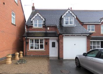 Thumbnail 4 bed detached house for sale in Brick Kiln Croft, Measham