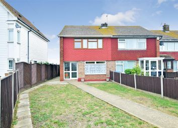 Thumbnail 3 bed end terrace house for sale in Edenbridge Drive, Sheerness, Kent