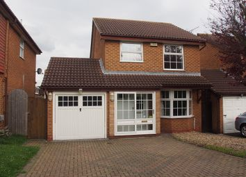 Thumbnail 3 bed detached house to rent in Puttney Drive, Sittingbourne
