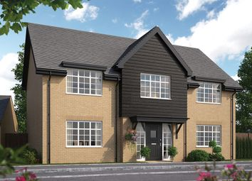 Thumbnail 4 bed detached house for sale in Baldock Road, Royston