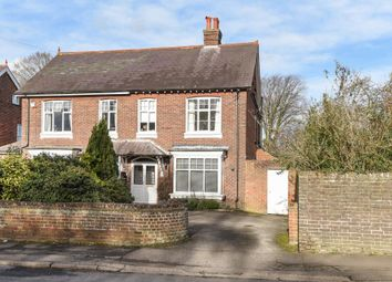 Thumbnail 4 bed semi-detached house for sale in Eskdale Avenue, Chesham