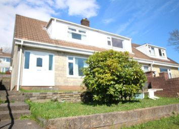 Thumbnail 2 bed semi-detached house for sale in Chiltern Close, Risca, Newport