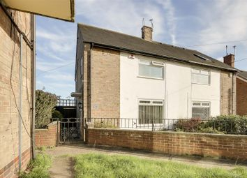 Thumbnail 3 bed semi-detached house for sale in Shoreswood Close, Bestwood Park, Nottinghamshire