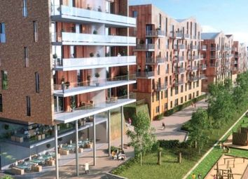 Thumbnail 2 bed flat for sale in Royal Victoria Gardens, Marine Wharf, Surrey Quays, London