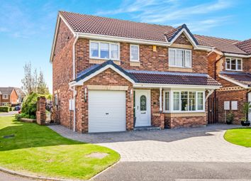 Thumbnail 4 bed detached house for sale in Field View, Whitwood, Castleford