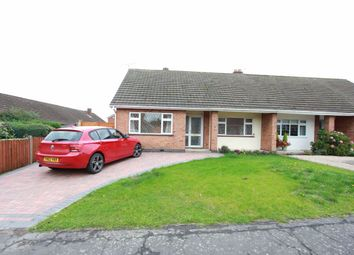 Thumbnail 2 bed bungalow to rent in Sharpless Road, Burbage, Hinckley