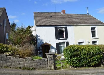 Thumbnail 2 bedroom semi-detached house for sale in Stepney Road, Swansea
