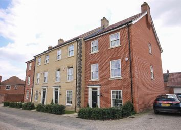 Thumbnail 5 bed property for sale in Lord Nelson Drive, New Costessey, Norwich