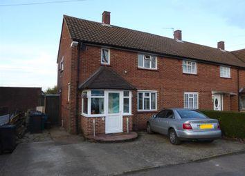 Thumbnail 2 bed end terrace house for sale in Arnhem Drive, New Addington, Croydon