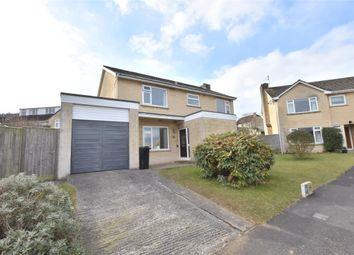 Thumbnail 4 bed detached house for sale in Downside Close, Bathampton, Bath