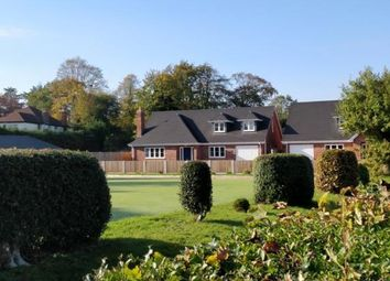 Thumbnail 4 bed detached house for sale in Lea Way, Alsager, Stoke-On-Trent, Cheshire