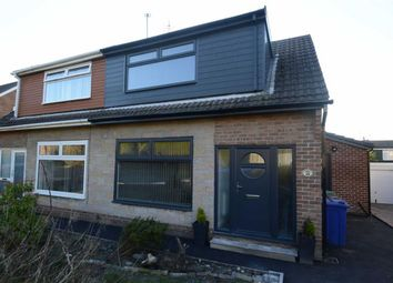 Thumbnail 2 bedroom semi-detached bungalow to rent in Epsom Way, Accrington