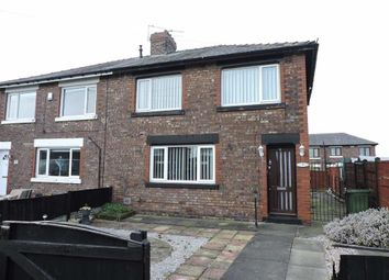 Thumbnail 3 bed semi-detached house for sale in Dunster Place, Manchester