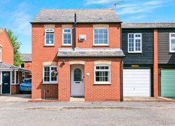 Thumbnail 3 bedroom link-detached house for sale in The Rodings, Cambridge