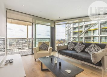 Thumbnail 1 bed flat for sale in Two Riverlight Quay, Nine Elms Lane, London