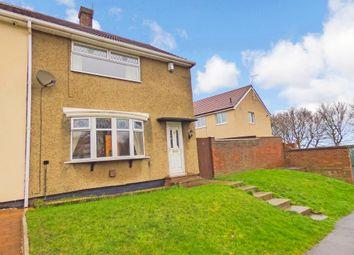 2 bed semi-detached house for sale in Kirkstone Avenue, Peterlee SR8