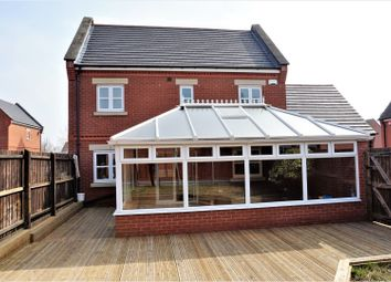 Thumbnail 3 bed detached house for sale in Dale Close, Birstall