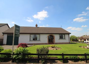 Thumbnail 3 bed detached bungalow for sale in Jackson Croft, Morland, Penrith