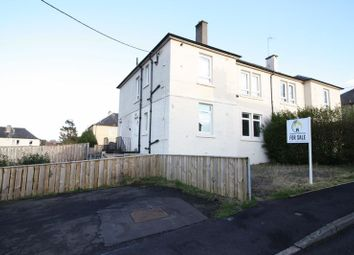 Thumbnail 2 bed flat for sale in Thompson Place, Coalsnaughton, Tillicoultry