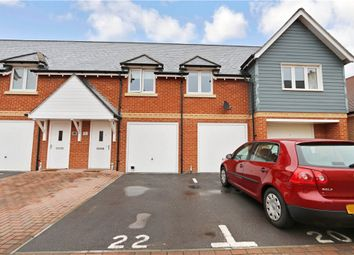 Thumbnail 2 bed flat for sale in Tarver Close, Romsey, Hampshire
