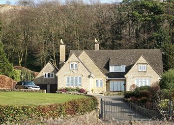 Thumbnail 5 bed detached house for sale in Leckhampton Hill, Cheltenham
