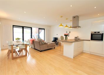 Thumbnail 1 bed flat for sale in Victoria Road, Kingston Upon Thames