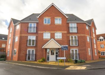 Thumbnail 2 bed flat for sale in Spinney Close, Leicester, Leicestershire