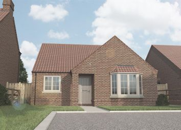 Thumbnail 3 bed detached bungalow for sale in Plot 2 Walcott Grove, Walcott Road, Billinghay, Lincolnshire
