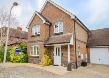 Thumbnail 4 bed detached house for sale in Village Close, Wokingham, Berkshire