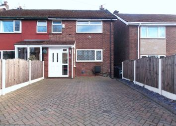 Thumbnail 3 bed semi-detached house for sale in Stansfield Road, Hyde