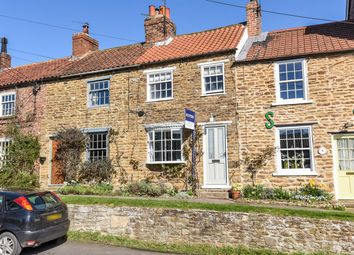 Thumbnail 2 bed terraced house for sale in East End, Sheriff Hutton, York
