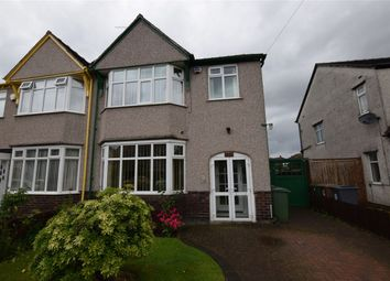 Thumbnail 3 bed semi-detached house for sale in St Georges Rd, Wallasey Village, Merseyside