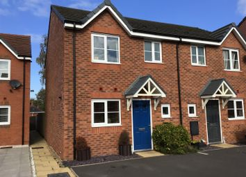 Thumbnail 3 bedroom semi-detached house for sale in Rakegate Close, Wolverhampton