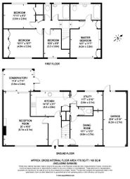 Thumbnail 4 bed semi-detached house for sale in Couchmore Avenue, Esher, Surrey