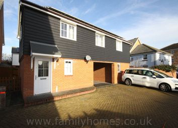 Thumbnail 2 bed mews house to rent in Realgar Court, Sittingbourne